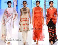 LFW Resort 2015- Kiran Uttam Ghosh-2 Indian Look, Resort 2015, Smart Casual, High Heels, Cover Up, Women's Fashion, Asian, Touch, Beauty