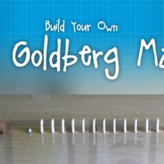 Build Your Own Rube Goldberg Machine--physics-force and motion Stem Science, Science Fair, Teaching Science, Teaching Tools, Science Resources, Science Ideas, Science Experiments, Physics Projects, Stem Projects