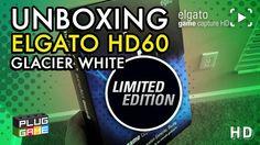 UNBOXING - Elgato Game Capture HD 60 Edição Limitada (Limited Edition Po...