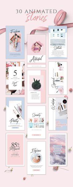 A Secret Creative Marketing Idea That Explodes Sales Instagram Design, Instagram Story Template, Instagram Story Ideas, Instagram Feed, Instagram Posts, Instagram Templates, Pink Instagram, Social Media Template, Social Media Design