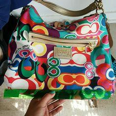 Spotted while shopping on Poshmark: authentic coach purse.! #poshmark #fashion #shopping #style #Coach #Handbags