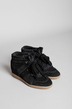 Totokaelo - Isabel Marant - Bobby Sneakers - Anthracite