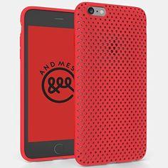 iPhone 6 Plus - メッシュケース(レッド)AMMSC610-RED – AndMesh Japan Store
