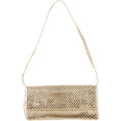 Pre-owned Nancy Gonzalez Python Shoulder Bag (6.015.515 IDR) ❤ liked on Polyvore