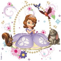 Mantel Princesa Sofia-Ronda-700x700 Princess Sofia Birthday, Sofia The First Birthday Party, Disney Princess Party, Happy Birthday Cards, 4th Birthday, Tangled Birthday, Toy Story Birthday, Toy Story Party, Princes Sofia