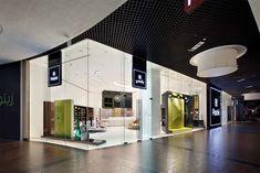 Patchi store by Lautrefabrique Architectes, Dubai – United Arab Emirates store design