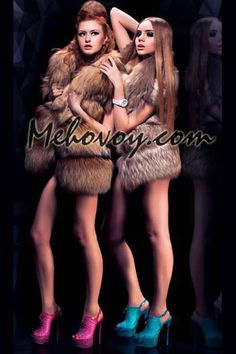Мода и стиль Одесса - шубы