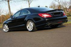 Mine is 2006 CLS 500 different wheels  Obsidian black!