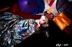 花魁体験*☆*:;素敵なお客様紹介;;:*☆* の画像 心のフォトブログ~京都の舞妓・花魁体験、着物レンタル、変身写真スタジオ~