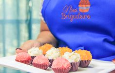 Nina Brigadeiro offers Catering for Dallas & Fort Worth Area