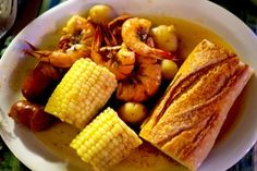 Pressure Cooker Shrimp Boil***NOTE people are saying to cook shrimp for 2 min. not 5