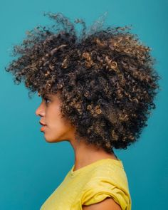 The introduced the Afro hairstyle to the public, and it reached its peak in the In the century, the style is already considered a classic. Natural Hair Cuts, Natural Hair Styles, Colored Curly Hair, Pelo Natural, Natural Baby, Natural Hair Inspiration, Afro Hairstyles, Party Hairstyles, Wedding Hairstyles