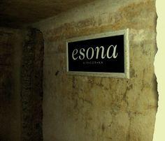Our Underground Wine Fermentation Rooms