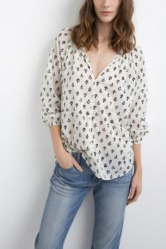 Ladey Blouse - main