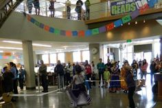 Dia! Puyallup Public Libaray Puyallup, WA #Kids #Events