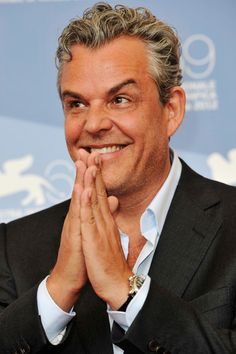 "Danny Huston Actor Danny Huston attends the ""Boxing Day"" Photocall ..."