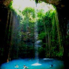 Fonias waterfalls, Samothraki Island