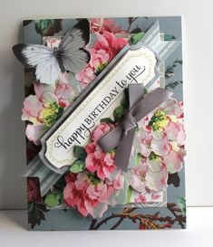 ©Anna Griffin, Inc.    http://www.qvcuk.com/Anna-Griffin-Floral-Impressions-Card-Kit.product.503309.html