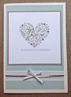 Petite Fleur Paperie: Engagement Card !