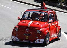 Fiat 500 Malboro von KoLa Art