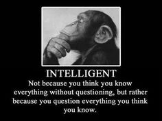 ❥ question EVERYTHING