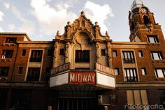 Panoramio - Photo of Midway Theater ~ Rockford, IL
