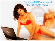 I-CAMZ   Cam Model SignUp - Join the highest paying agency