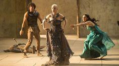 BBC One - Episode 12 of Series 2 - Atlantis, Series 2, The Queen Must Die - The Queen Must Die