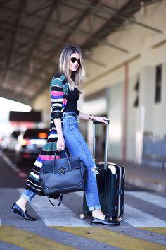 Look do dia – Airport Style « Blog da Thássia