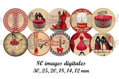 Digital collage sheet Digital images  corset by Allegradigital
