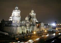 Mexico by Night