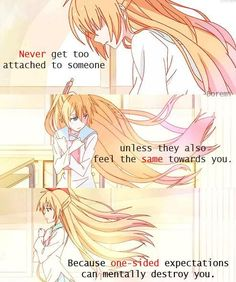 Have you ever felt this?  #anime #animequotes #quotes