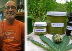 50-Year-Old Man Cures Lung Cancer With Cannabis Oil Stuns CBS News
