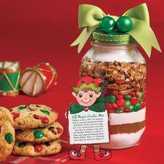 Elf Magic Cookie Mix