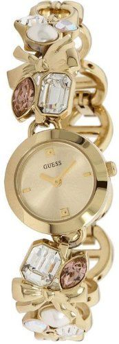 Guess Crystallized Romance Ladies Watch
