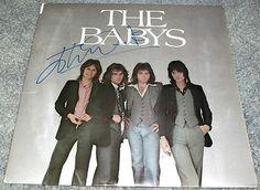 John Waite 'The Babys' 1976 album