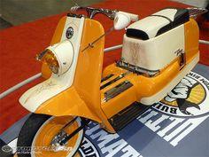Harley-Davidson Topper (1960-1965)  #scooter