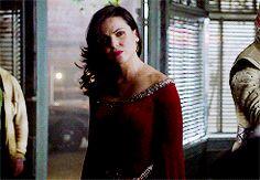 Regina in season 5, ep 1