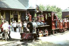 ... train depot in his backyard Photos from Ward Kimball (Ward Kimball) on