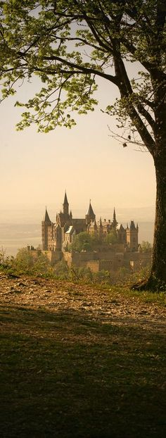 Hohenzollern Castle, Hechingen, Germany