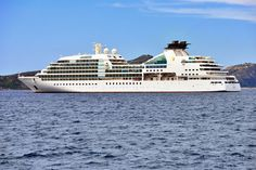 The Seabourn Encore Completes Sea Trials