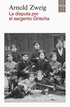 Grischa es un militar ruso que logra fugarse del campo de prisioneros donde está confinado. Decide disfrazarse con el uniforme de un soldado alemán que ha encontrado muerto en la nieve. Para saber si está disponible en la biblioteca y su signatura pincha a continuación: http://absys.asturias.es/cgi-abnet_Bast/abnetop?SUBC=441&ACC=DOSEARCH&xsqf01=grischa+disputa+zweig