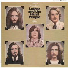 Lothar And The Hand People – Presenting...Lothar And The Hand People