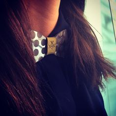"""""""Mirror Pois! New #collection #fw1516 by #poculum @poculummoda - The first and unique #glassbowtie in the world, design 100% #madeinitaly! #vogue…"""""""