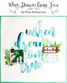 """""""Do you love stitching? I do!!! That's great way to make title... big or small…"""