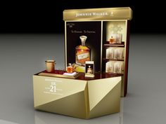 Johnnie Walker Gold Label XR by Tommy Cheung at Coroflot.com