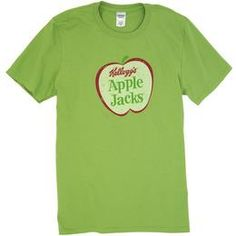 Apple Jacks T-shirt, just like on that episode of Psych with the horoscope.