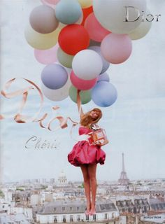 Miss Dior Cherie SS 2009, Maryna Linchuk