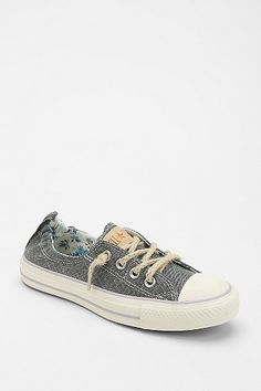 Converse Shoreline Floral Low-Top Women's Sneaker