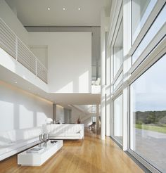 Gallery Of Oxfordshire Residence / Richard Meier U0026 Partners   4